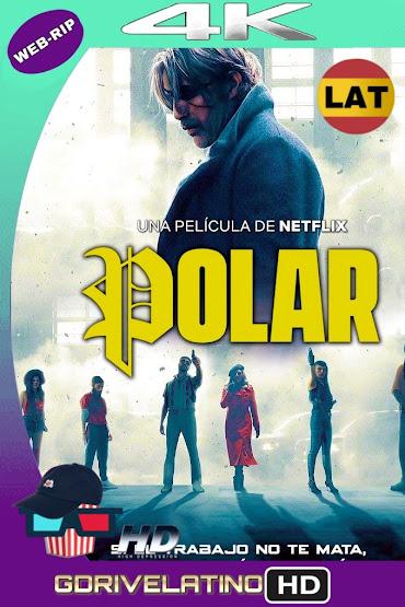 Polar (2019) WEBRip 4K HDR Latino-Ingles mkv