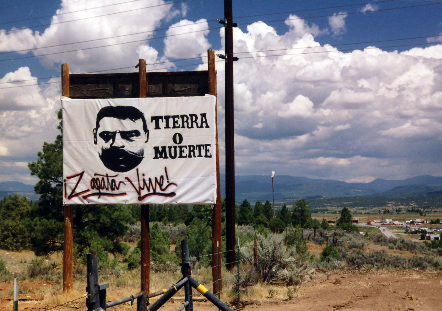 tierra amarilla hispanic single men Tierra o muerte: remembering the río arriba courthouse raid  men holed up in  as frank waters writes in the introduction to ebright's the tierra amarilla.