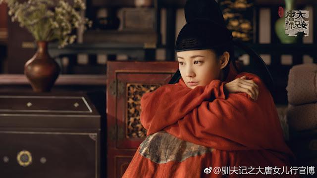 Tang Dynasty Women Yu Zheng drama Li Yitong