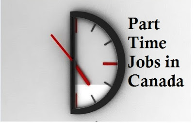 Find Part Time Jobs In Canada