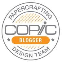 Copic Blogger Papercrafting DT