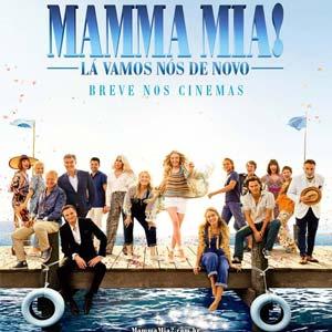 Poster do Filme Mamma Mia