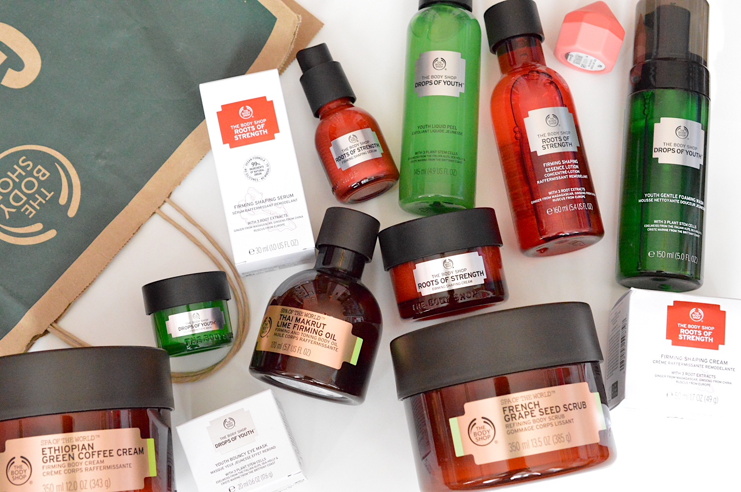 Best at The Body Shop