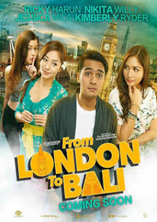 Download Film From London To bali (2017) Full Movie Mp4