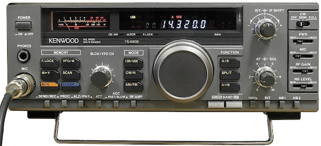 Kenwood TS-680S Transceiver