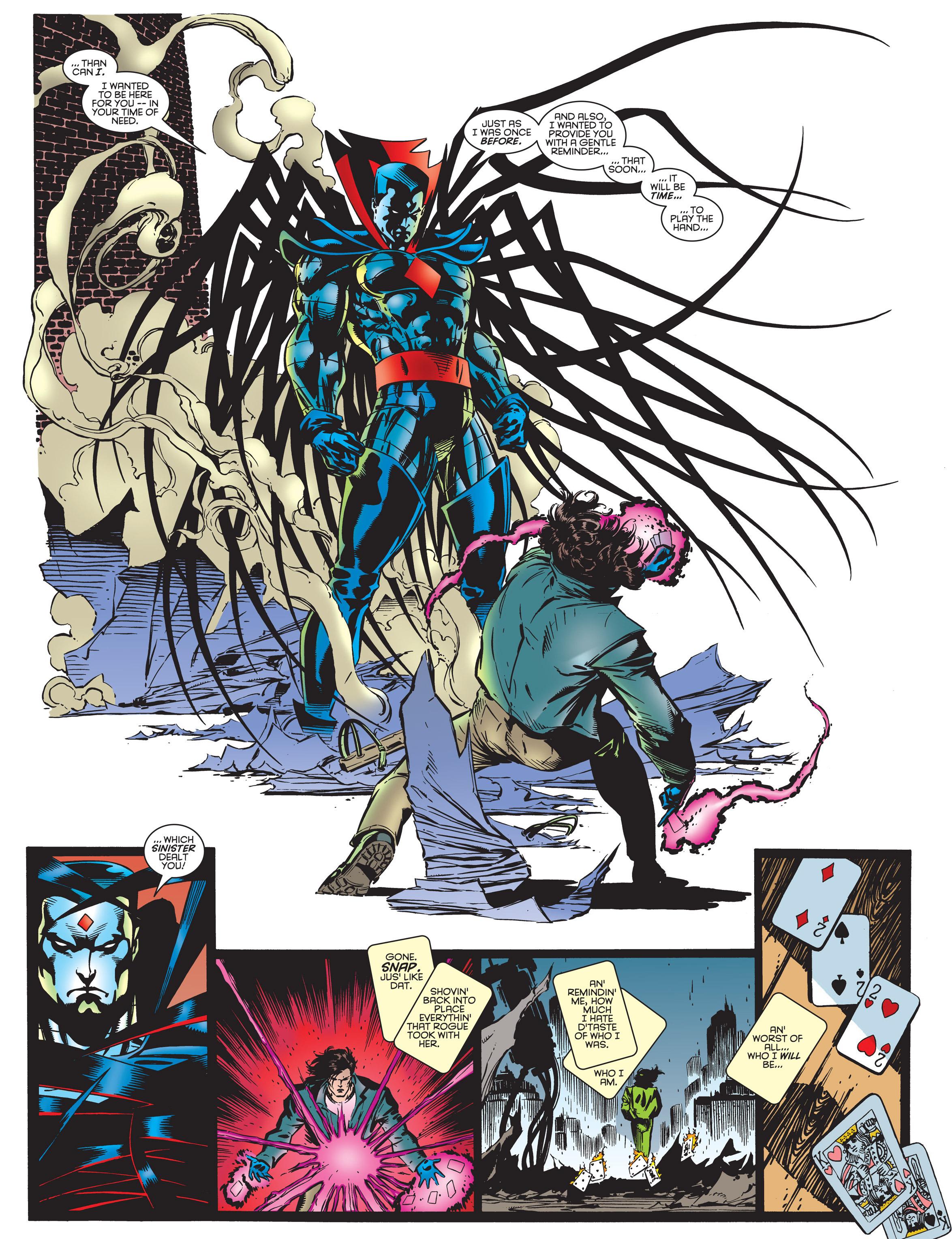 X-Men (1991) 45 Page 34
