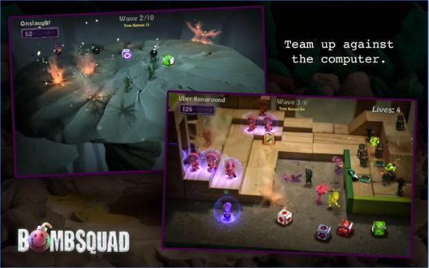 BombSquad Mod Apk v1.4.127 Unlocked Mode