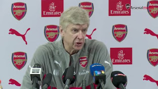 Arsene Wenger Discusses January Transfer Window Activities