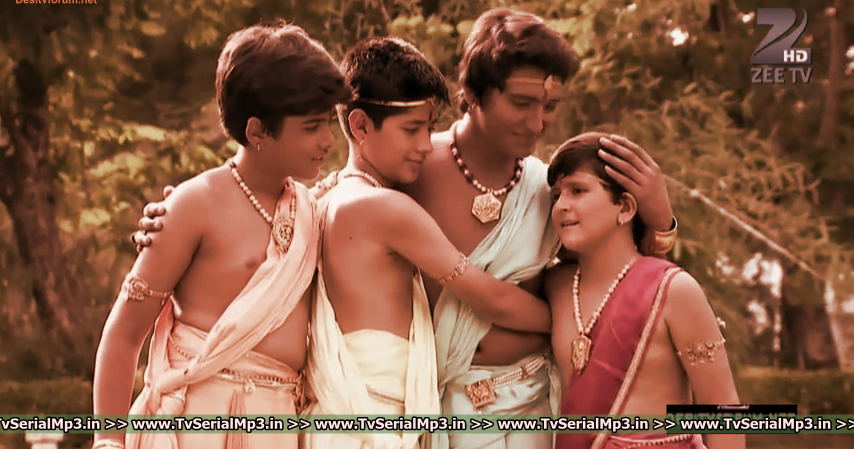 Zee tv ramayan episode 9 : Colombiana movie dance scene