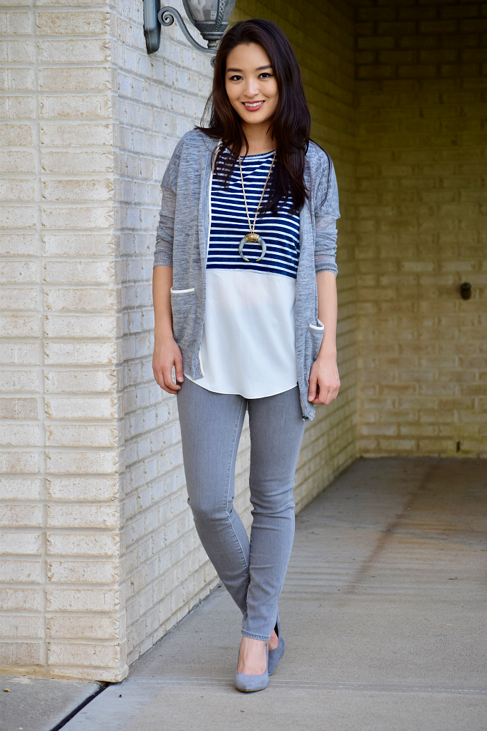 striped shirt from stitch fix