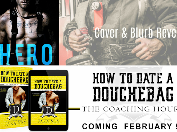 The Coaching Hours by Sara Ney + Hero by Lauren Rowe | Cover + Blurb Reveals