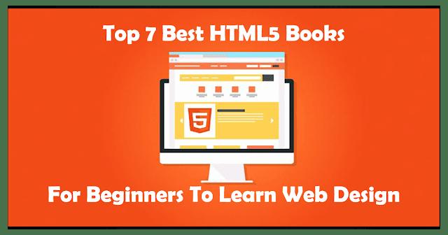 HTML5 Books For Beginners