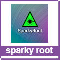 sparky root