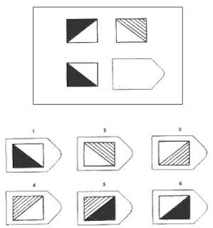 Τεστ νοημοσύνης - ευφυΐας - εξυπνάδας - Raven iq test