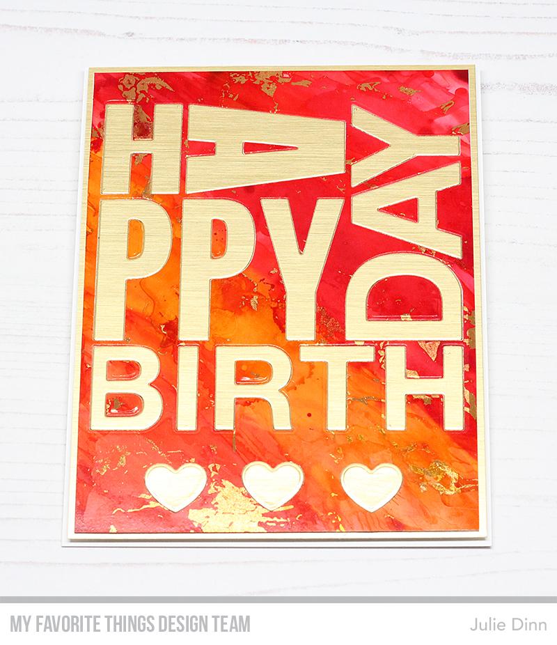 Kreative Jewels Happy Birthday Kim