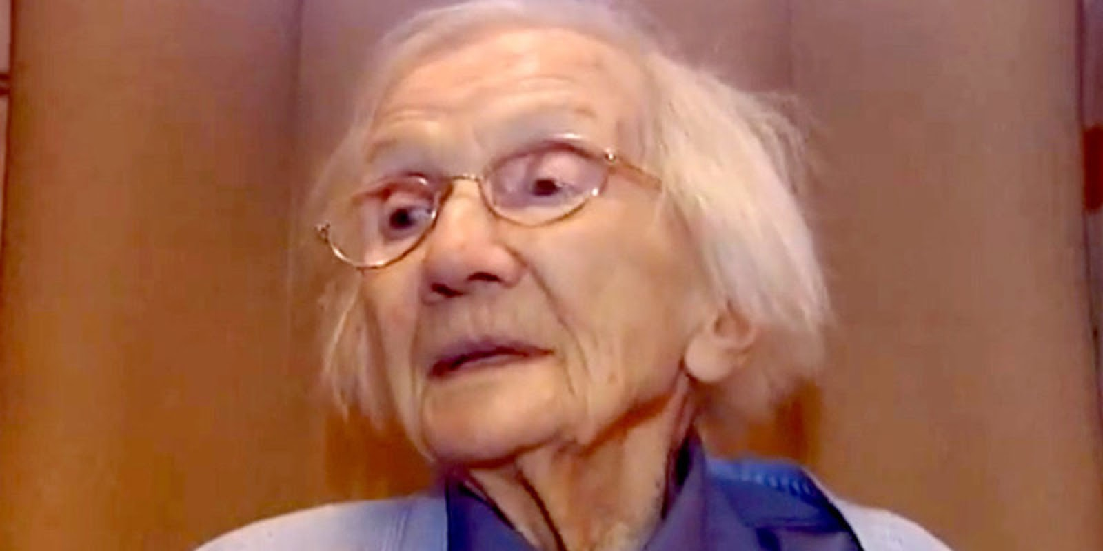 109-Year-Old Woman Revealed That Her Secret To Longevity Was Avoiding Men