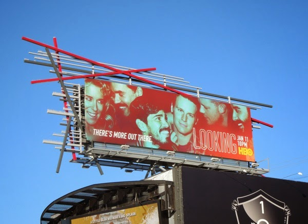 Looking season 2 billboard