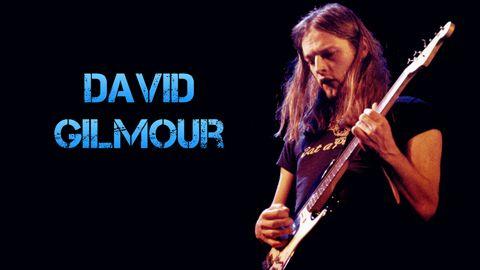 Biografía y Equipo de David Gilmour