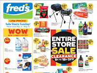 Fred's Ad Preview May 12 - May 25, 2019