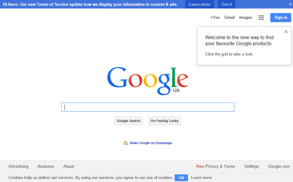 How Do You Make Google Calendar Private Google A Cluttered Google Homepage