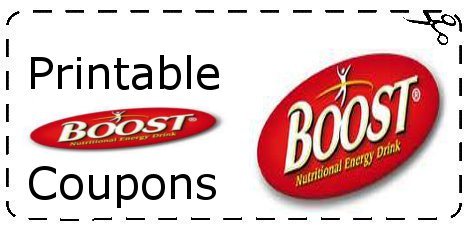 boost nutritional drink coupons
