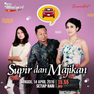 Sinopsis Supir dan Majikan SCTV Episode 1