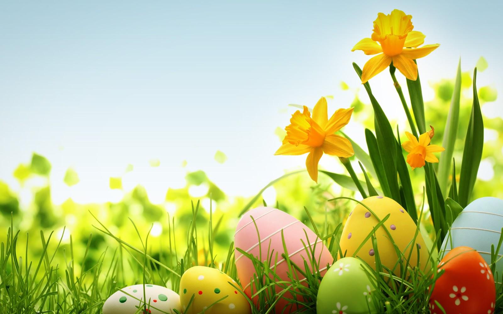 Easter egg wallpapers 2021