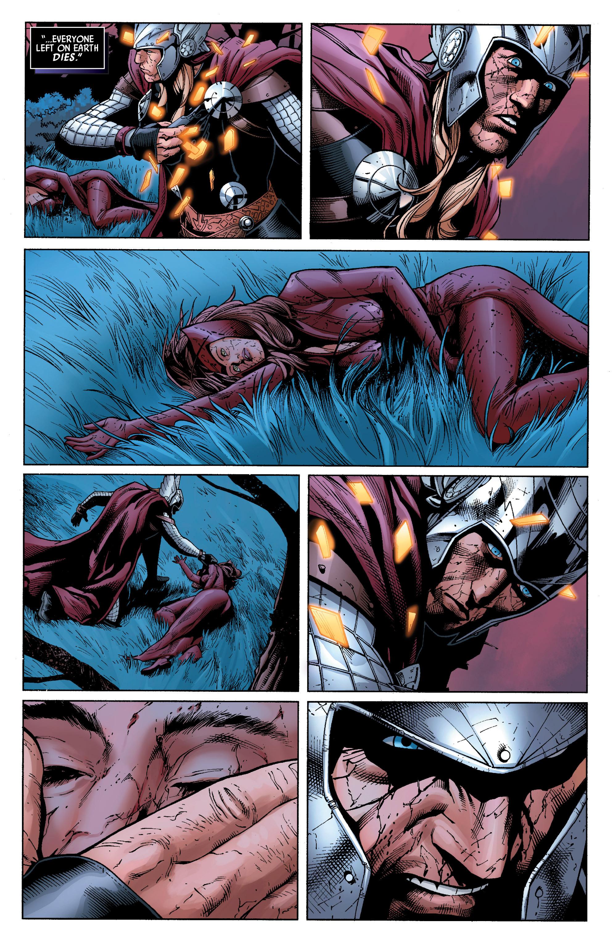 Read online Uncanny Avengers (2012) comic -  Issue #16 - 15