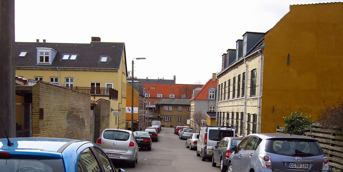 Valhøjvej - Valby | Valby og København, før og nu