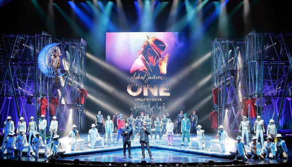 Las Vegas Hair Shows 2014 Show Michael Jackson One Em Las