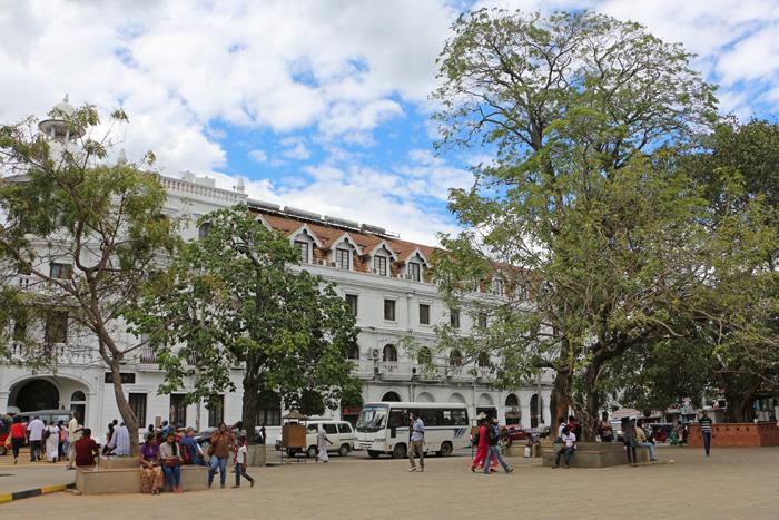 Kandy Zentrum