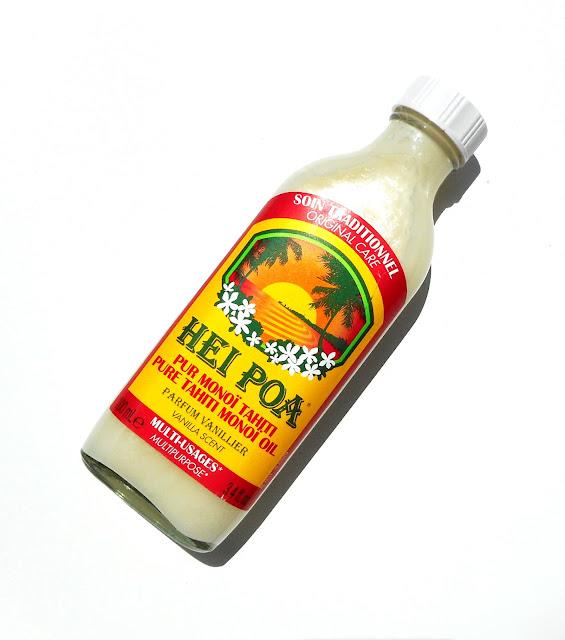 HEI POA - Pure Monoï Tahiti Vanilla