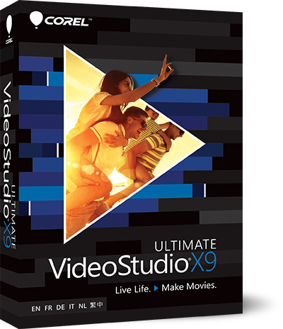Download Corel VideoStudio Ultimate X9 Full Key Crack 32bit + 64bit