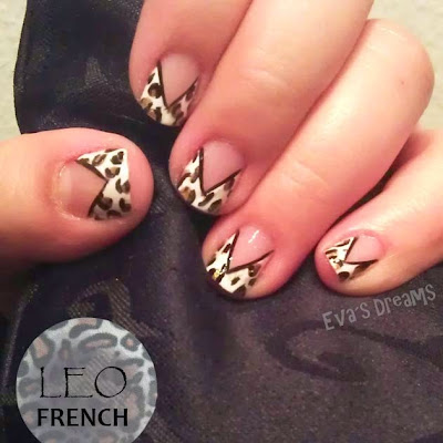 Nails of the week: Nail design - Leo Nägel