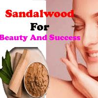 beauty tips of sandalwood