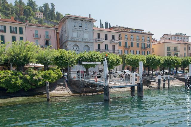 Bellagio Lago di Como viaje Italia