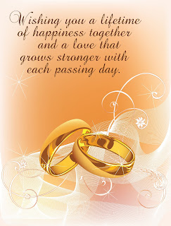 wedding congratulations message to best friend