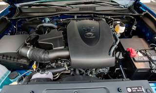 2018 Toyota Tacoma Redesign Engine