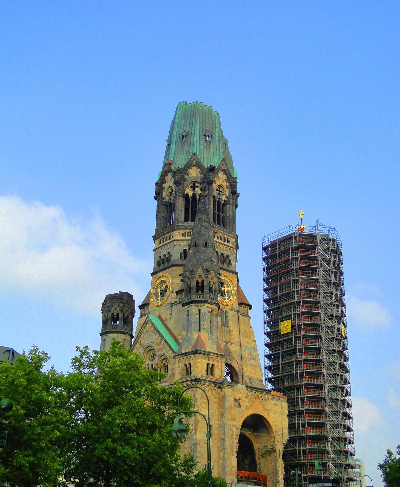 Igreja Memorial Imperador Guilherme I