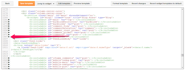 Expand Code Segments