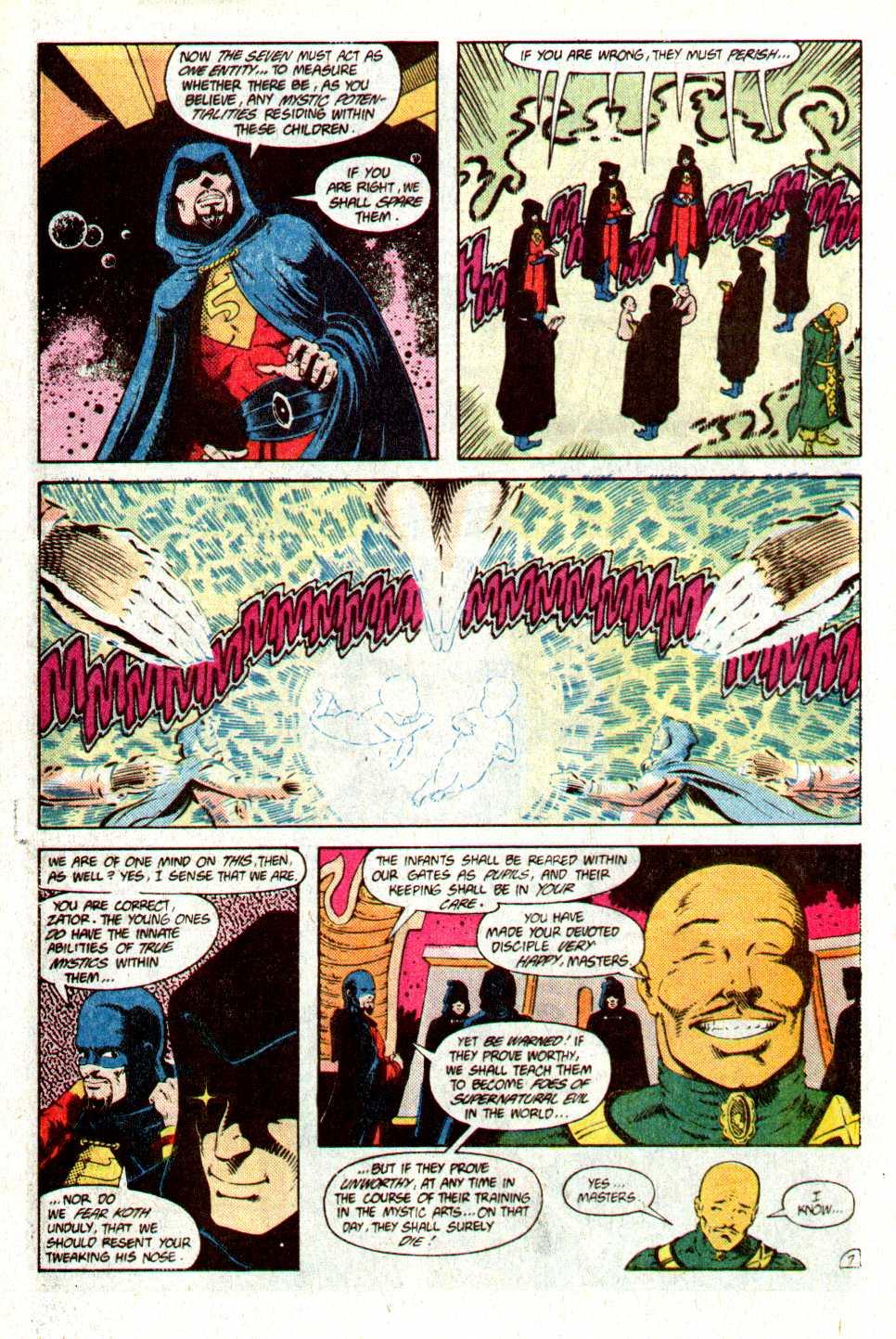 Read online Secret Origins (1986) comic -  Issue #17 - 31