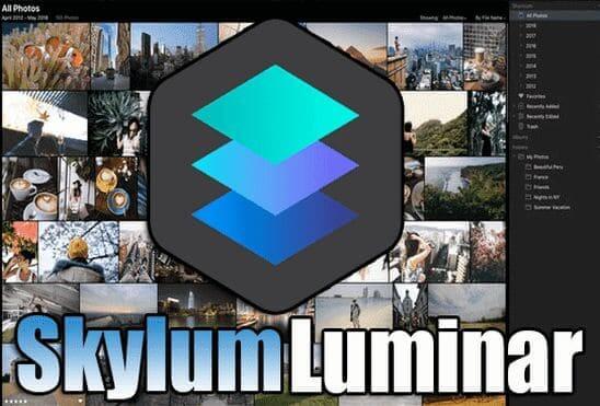 تحميل وتفعيل برنامج Luminar 4.3.0.7119 عملاق تحرير وتعديل الصور اخر اصدار