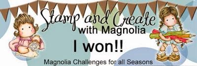 j'ai gagné