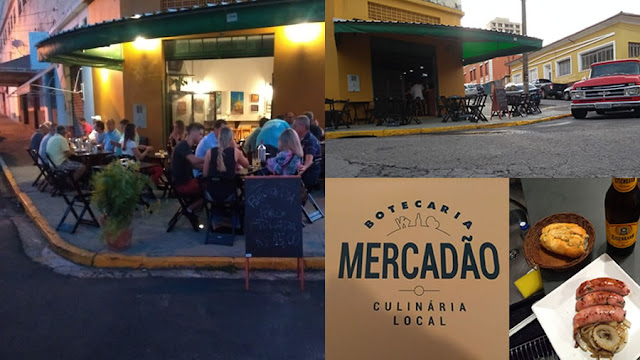 Botecaria do Mercadão: Conheça o local que une gastronomia rústica e música ao vivo