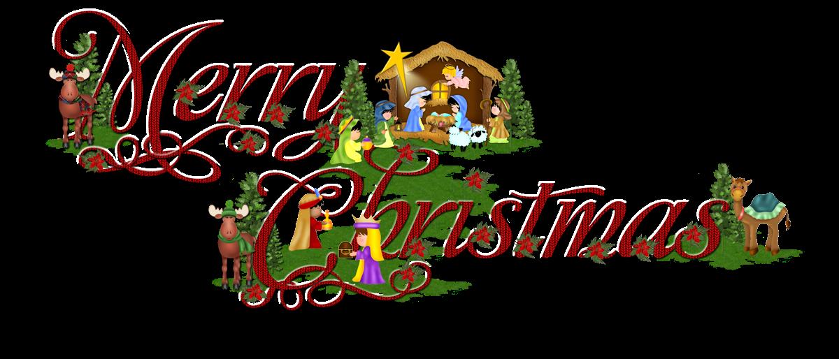 word clip art christmas - photo #11