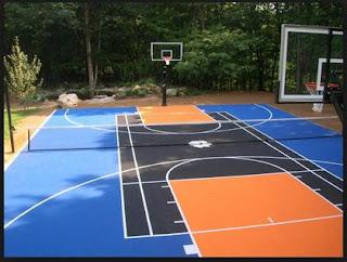 Biaya Pembuatan Lapangan Futsal Badminton Tenis Basket Volley