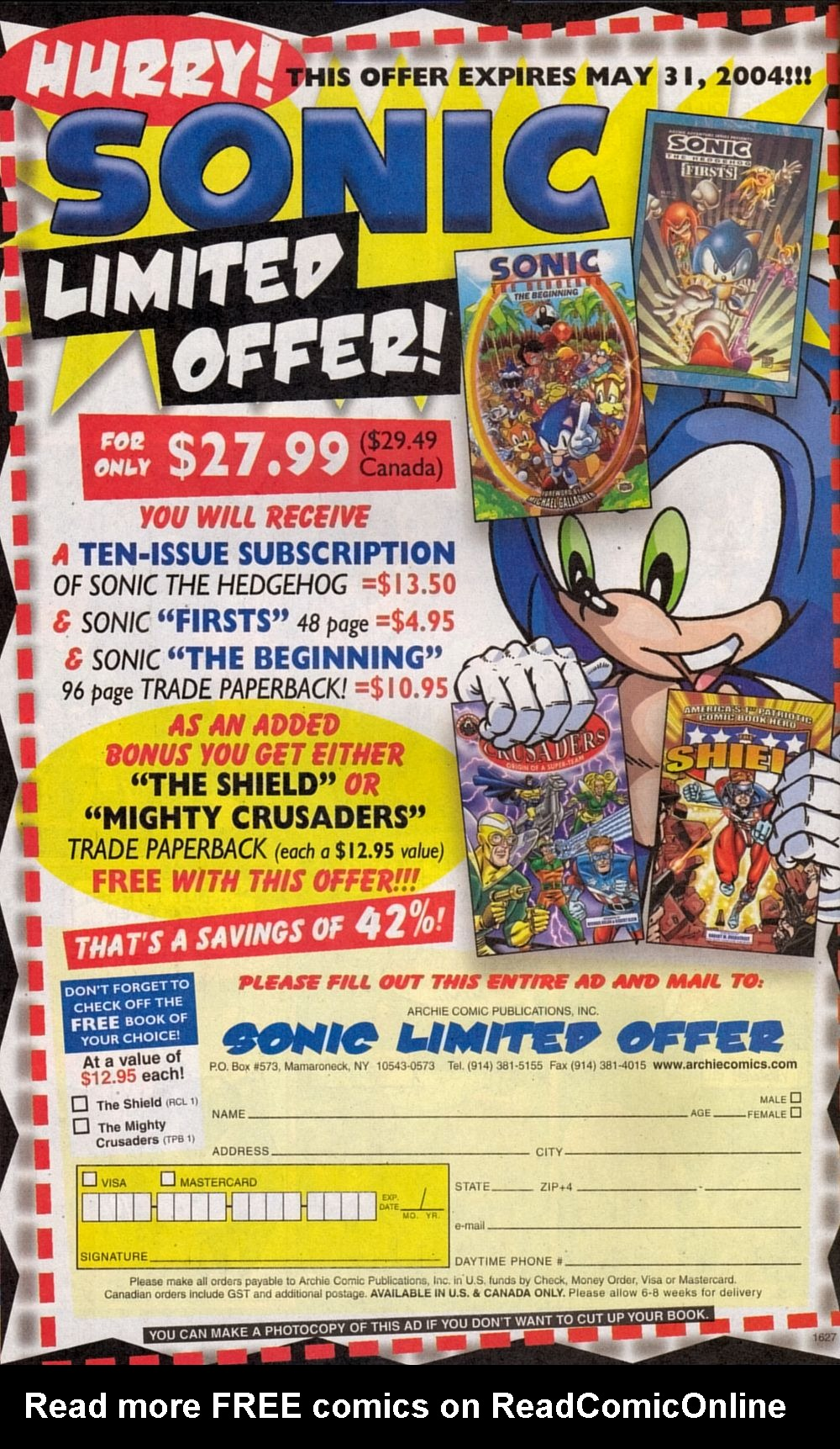Read online Sonic The Hedgehog comic -  Issue #134 - 16