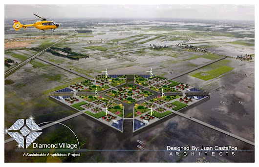 Juan Castanos - Diamond Village A Sustainable Amphibious Project