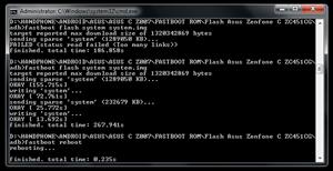 Zenfone C ZC451CG Unbrick