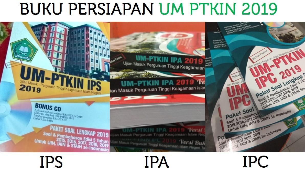 Buku UMPTKIN IPS, IPA ATAU IPC PEMBAHASAN LENGKAP 2018 2019 2017 2016 2015